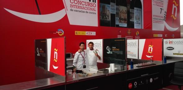 Concurso Nacional de Pinchos y Tapas Valladolid XI Edición