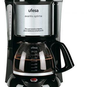 Ufesa-CG7232-Cafetera-de-goteo-800-W-capacidad-de-10-tazas-grandes-color-negro-y-gris-0