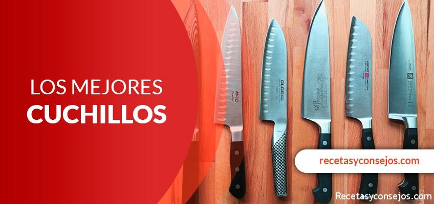 mejores cuchillos
