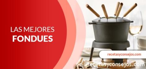 mejores fondues